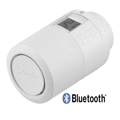 Termostaat Eco2 Danfoss, Bluetooth
