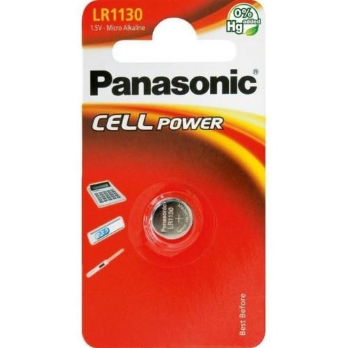 Patarei LR1130, Panasonic