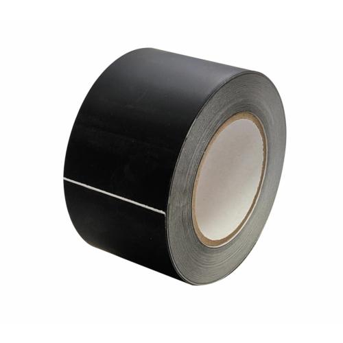 Alumiiniumteip 75 mm/50 m Must