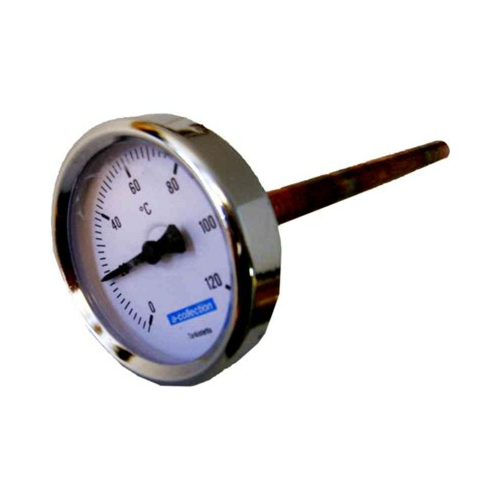 "Termomeeter akumulatsioonipaagile 1/2"", D-63, L-200mm,120°C"