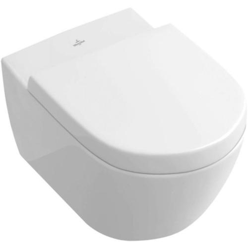 Seina WC Subway 2.0 Supra Fix, valge