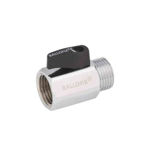 Minikuulkraan 1/2 SK-VK BALLOFIX 503
