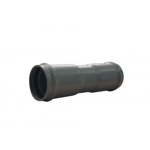 PVC Opto kaablikaitse kaksikmuhv 100 L=360mm hall Pipelife