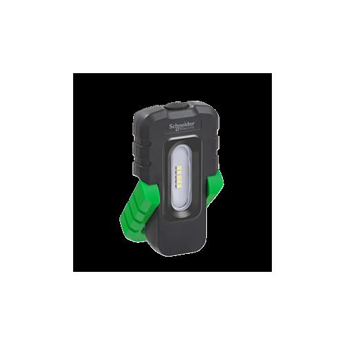 Käsilamp 3W 280lm USB'ga laetav, IP20, Thorsman