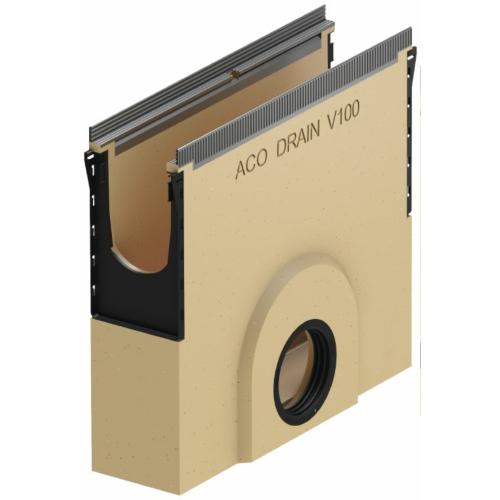 Liivapüüdur Multiline V100S Seal IN 500x460x135