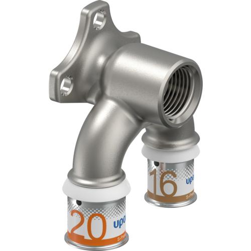 """UP U-kraanipõlv 20x1/2""""skx16 S-PressPluss"""