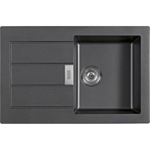 Köögivalamu SID611-78 78x50cm, carbon