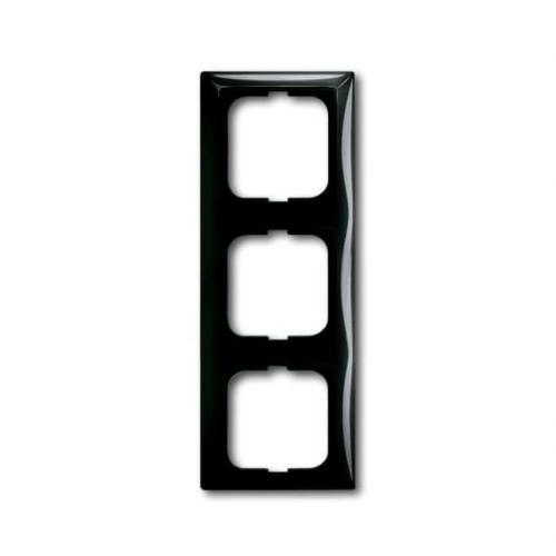3-ne raam, chateau-black dekoratiivraamiga Basic55