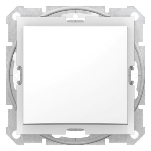 Veksellüliti (6) 16A IP44 valge Sedna
