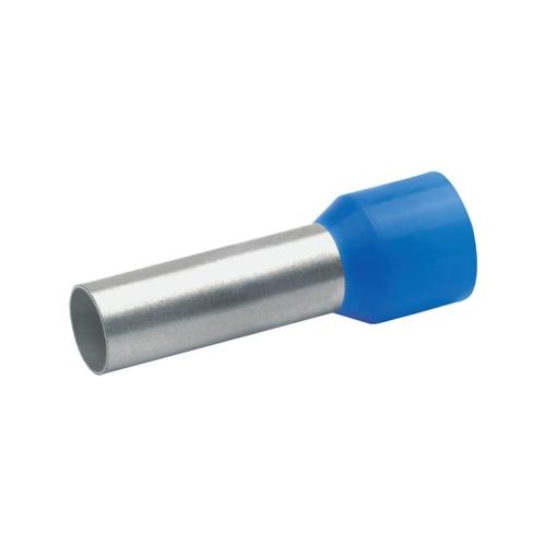 Otsahülss isoleeritud 16mm2/12mm, sinine, 100tk pakis KLAUKE