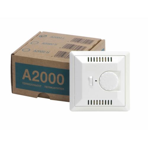 Termostaat 10A põrand. 230v  A2000L