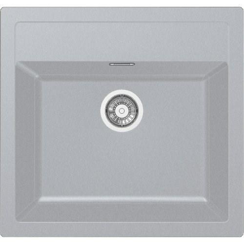 Köögivalamu SID610 56x53cm, titanium