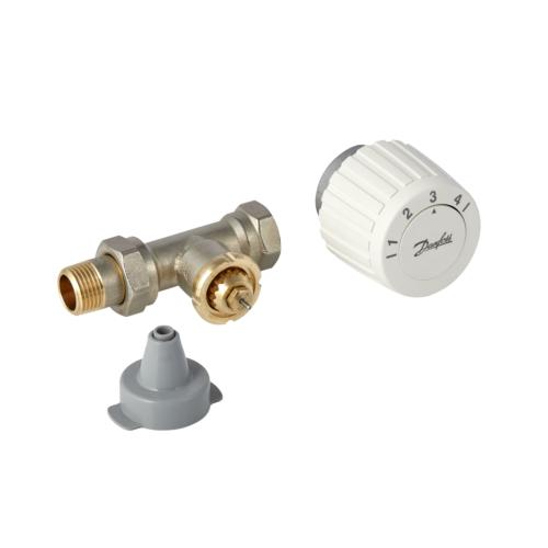 FJVR ventiil ja termostaat
