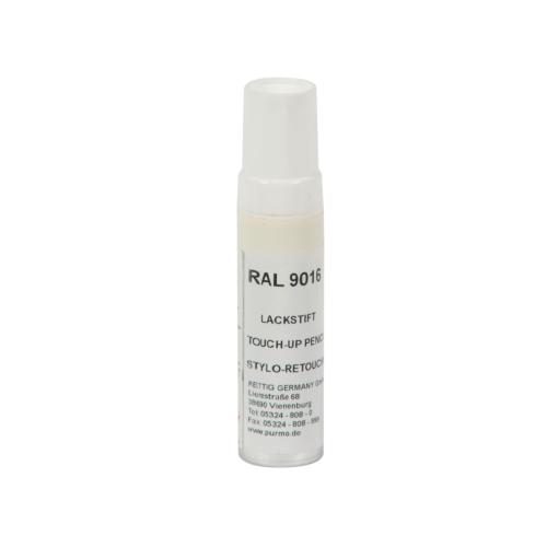 Paranduste värv RAL9016 12ml, pintsliga