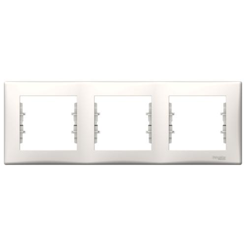 3-ne raam kreem horisontaalne Sedna