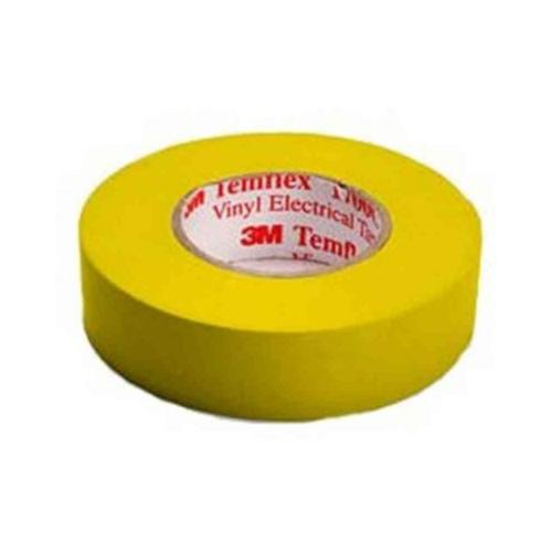 Isolatsiooniteip 15mmx10m kollane PVC 3M