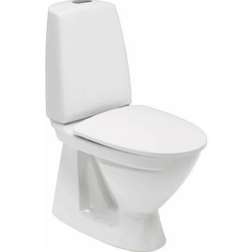 WC Ifö Sign, valge allavooluga 2/4L