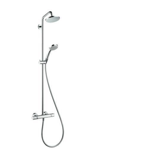 Termostaatsegisti HG+Croma 160 Showerpipe