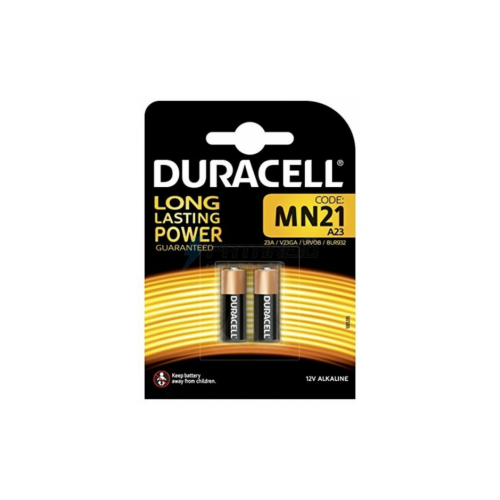 Patarei MN21 (23A) 12V Duracell