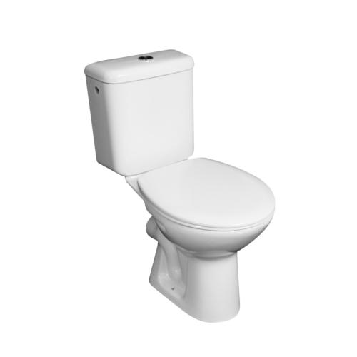 WC Zeta tahavooluga valge, täide alt