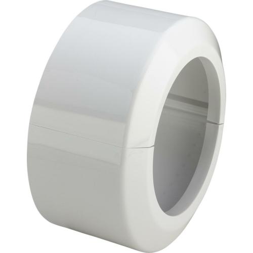 WC ühenduse rosett kaheosaline