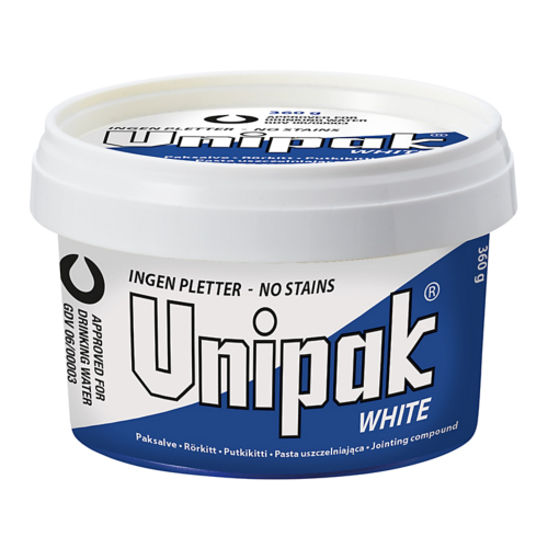 Torukitt Unipak WHITE 360 g purk