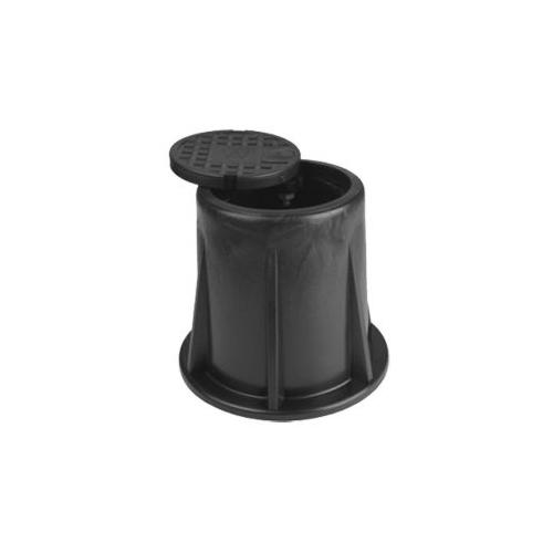 Kape maakraanile poltinnitusega PEHD/malmkaas H=150mm