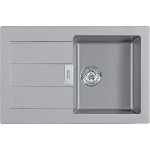 Köögivalamu SID611-78 78x50cm, Titanium