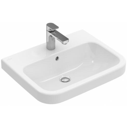 Valamu V&B Architectura 47x55, white alpin
