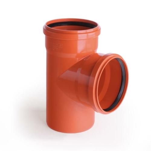 PVC NAL kolmik 200/160-88° Pipelife
