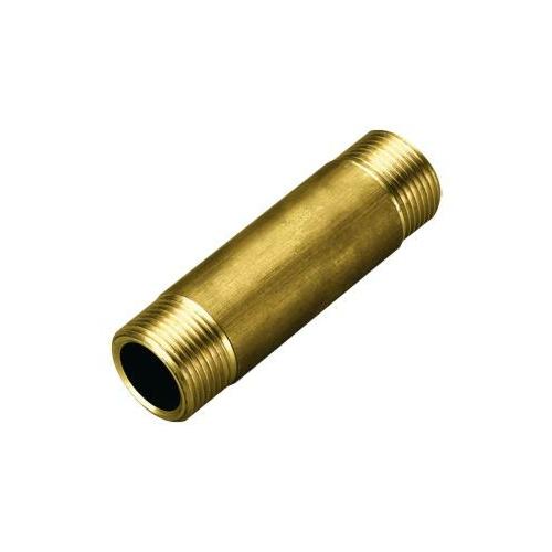 Torunippel 3/4''x 80mm messing