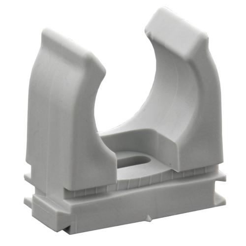 Klamber E-Clip 20mm SPIT Plast 100tk