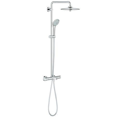 Termostaadiga dušisüsteem Euphoria 260 tilaga