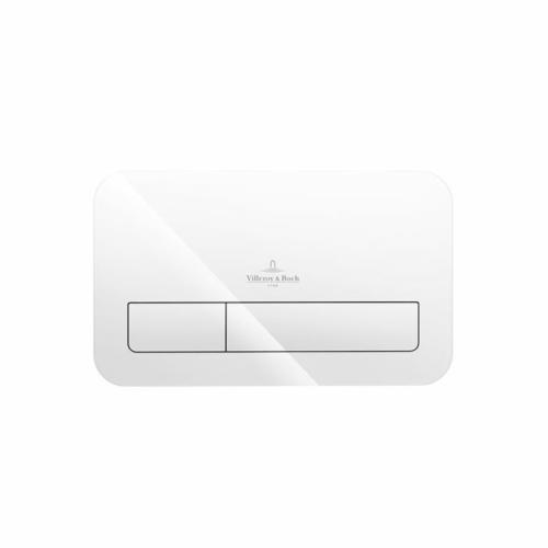 Loputusnupp ViConnect M200 valge klaas