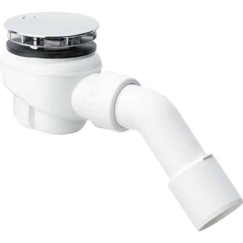 Dušialuse sifoon Viega Domoplex  90x40/50 madalale alusele