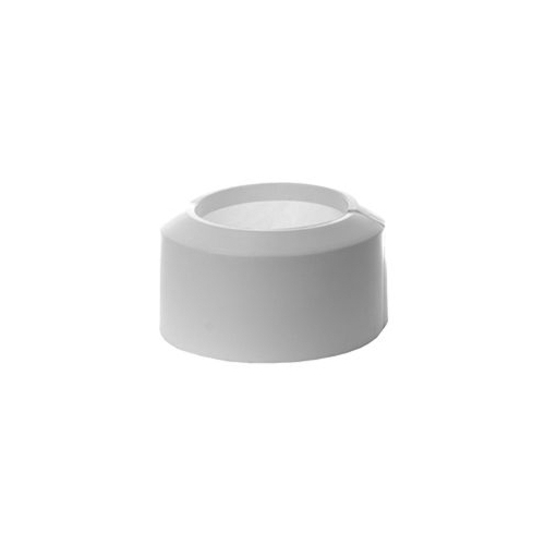 Rosett WC ühenduspõlvele või-torule DN100 2-osaline
