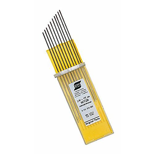 Tig elektrood 1.6*175mm K WL 15 Gold