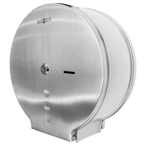 WC-paberihoidja Nofer UUS 250m rullile, satiin