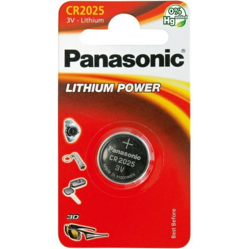 Patarei CR2025/1B, Panasonic