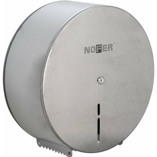 WC-paberihoidja Nofer 280m rullile, satiin