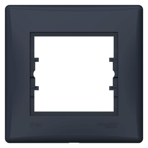 1-ne raam grafiit IP44 Sedna SDN5810570