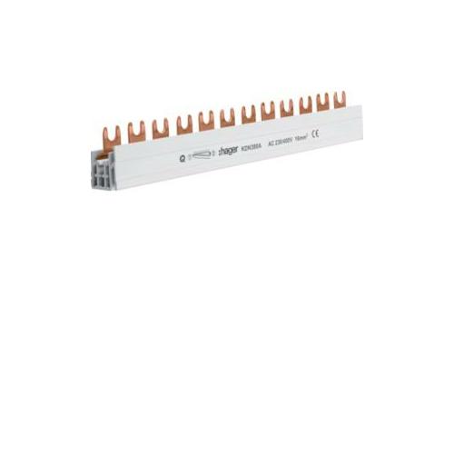 Voolulatt 3P 12 mod.80A 16mm² Hager