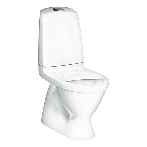 WC Nautic allavool 2/4l Hygenic, liimitav
