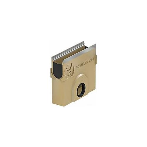 Liivapüüdur Multiline DN100 50x13.5x45cm  ACO