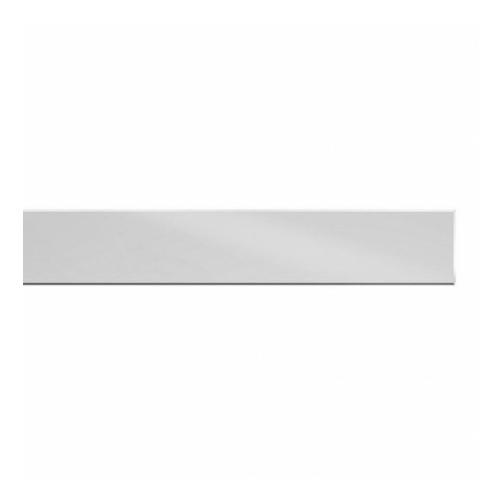 Duširenn E rest L=900mm klaas, valge
