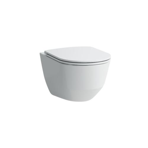 Seina WC Laufen Pro S rimless, SC prill-laud