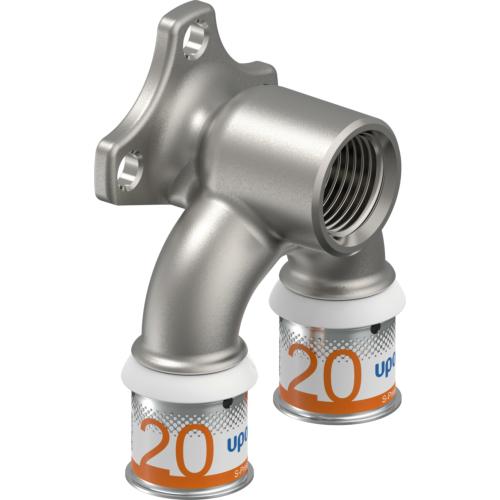 """UP U-kraanipõlv 20x1/2""""skx20 S-PressPluss"""