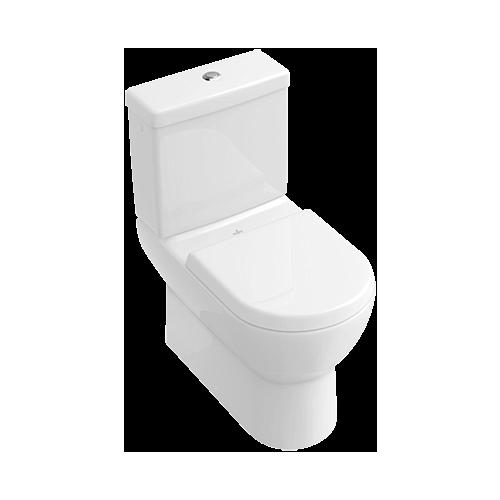 WC pott V&B Subway, tahavooluga, white alpin C+