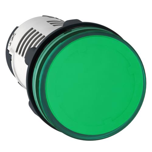 Signaallamp roheline 230 VAC