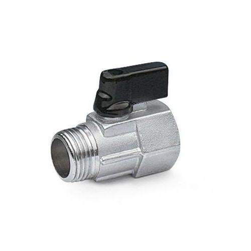 """Minikuulkraan 1/2"""" SK-VK PN10"""